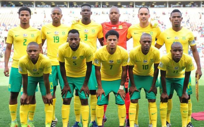 Baxter selects Bafana squad for Nigeria clash