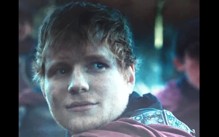 Ed Sheeran appears on 'Game of Thrones'
