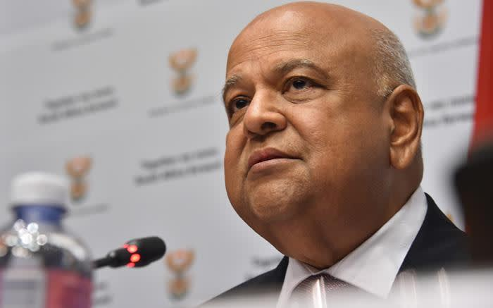 FILE: Finance Minister Pravin Gordhan at the 2017 Budget media briefing in Cape Town on 22 February 2017. Picture: GCIS.