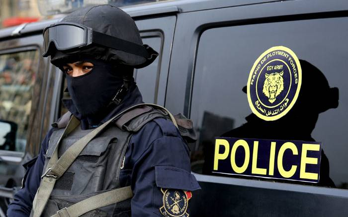 Image result for Egyptian court sentences eight to death for killing three police officers