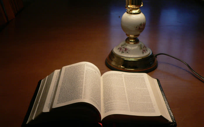Bible. Picture: freeimages.com