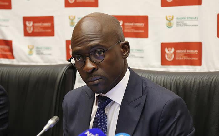 Home Affairs Minister Malusi Gigaba. Picture: Christa Eybers/EWN.