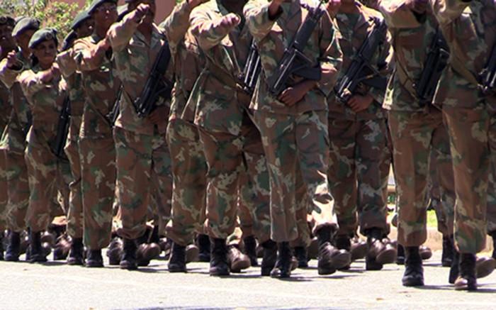 SANDF backs colonel in hijab row