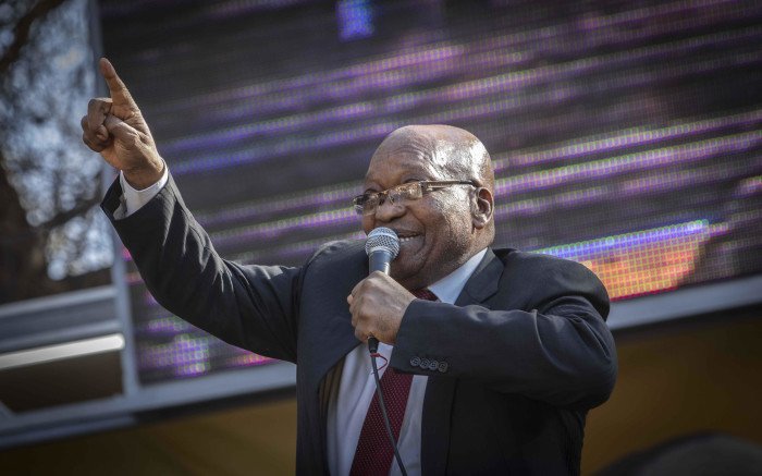 Zuma: 'There were some within ANC who wanted to kill Hani'