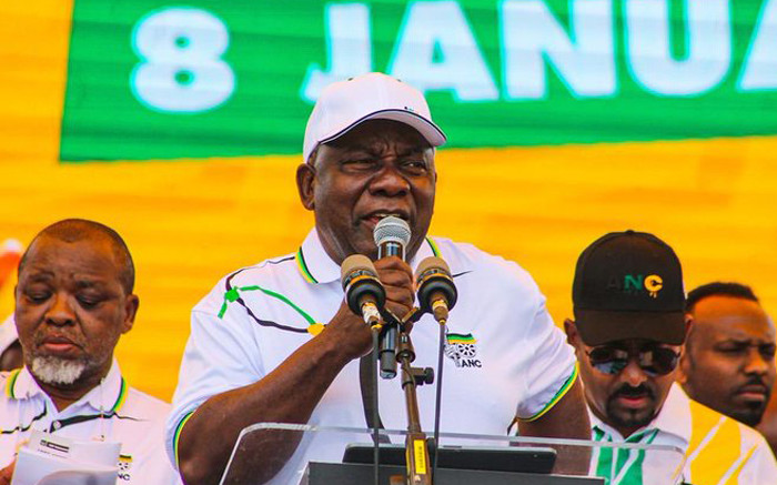 ANC's Ramaphosa calls on NW structures to focus on unity, stability