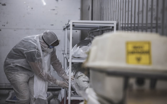 S.Africa excess deaths nearly triple official virus fatalities