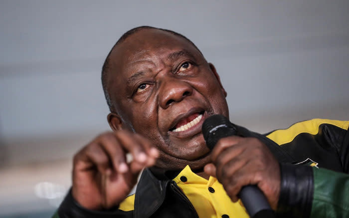 Ramaphosa: Talks under way with Chinese to build oil refinery in SA