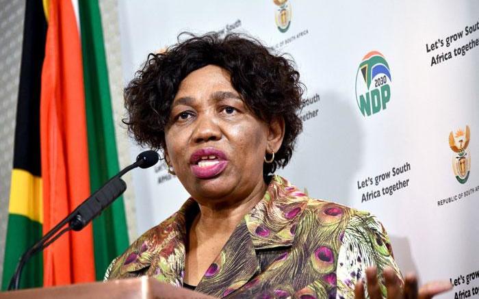 WATCH LIVE: Motshekga updates the nation on schools