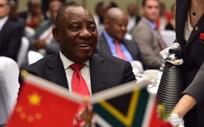 Ramaphosa blasts those sending wrong message on land policy