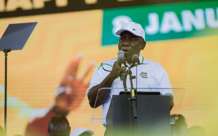 Ramaphosa: ANC is like a cat, it will always land on its feet