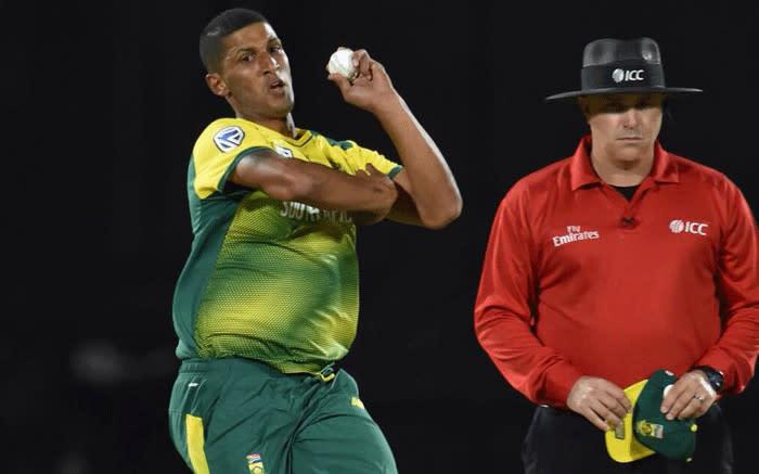 Hendricks gets Mumbai Indians call-up