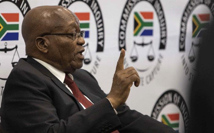 State capture commission to hear Zuma application to have Zondo recuse himself