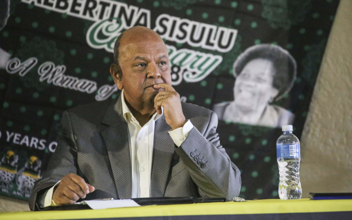 Race is at the centre of Malema case, says Gordhan
