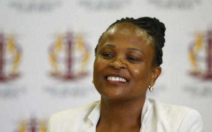 Mkhwebane welcomes ConCourt decision to set aside cost order against her