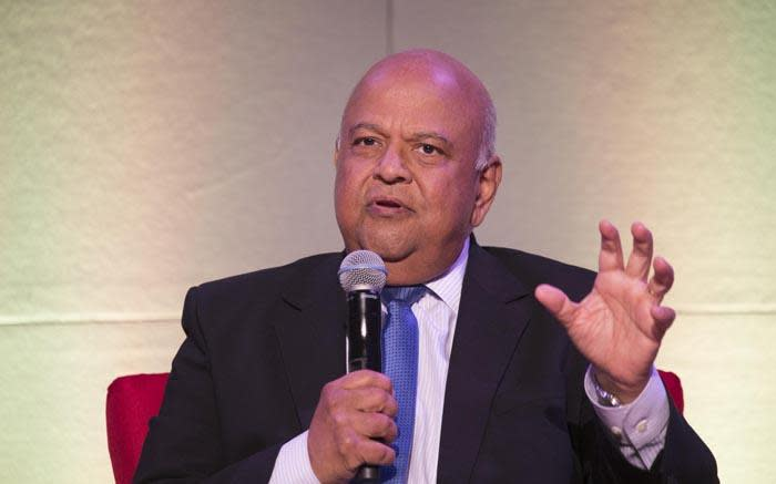 'I'm uncaptured' & other key quotes from Gordhan on Guptas & State Capture