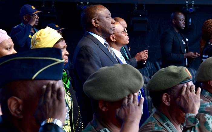 Loftus ready for presidential inauguration after dry run