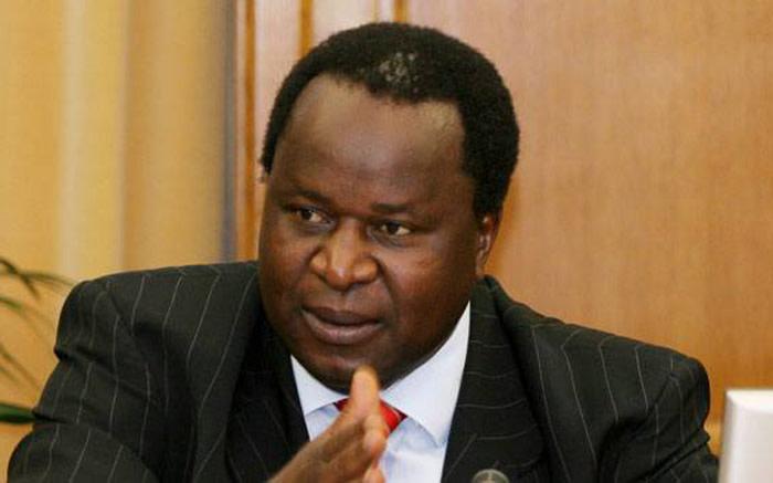 Meet SA's new Finance Minister Tito Mboweni