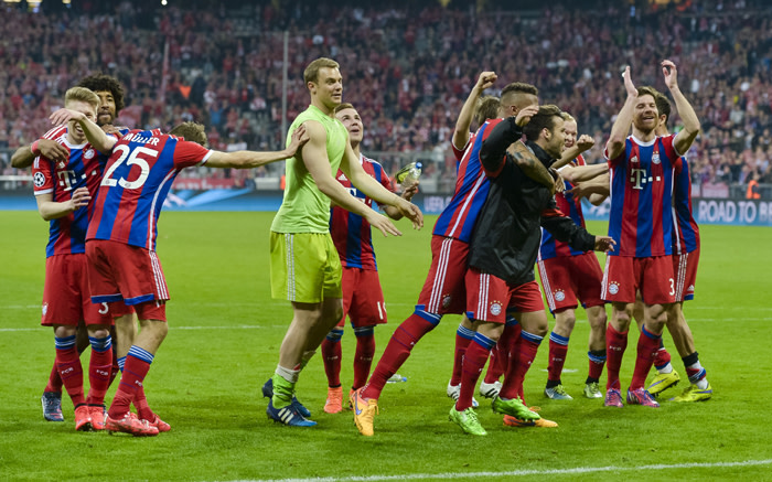 Brilliant Bayern march on to Champions League semis a9ff698b5885d