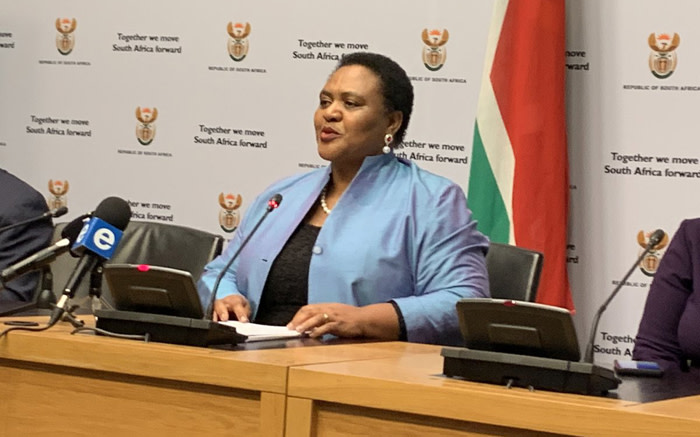 Didiza turns to MECs to help combat African swine flu