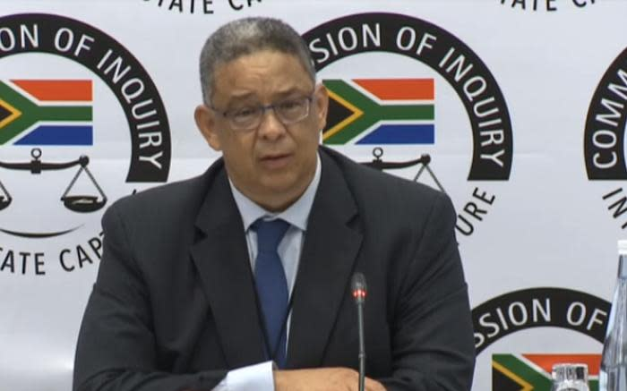 Zondo Commission hears Crime Intelligence prepared Zimbabwean renditions docket