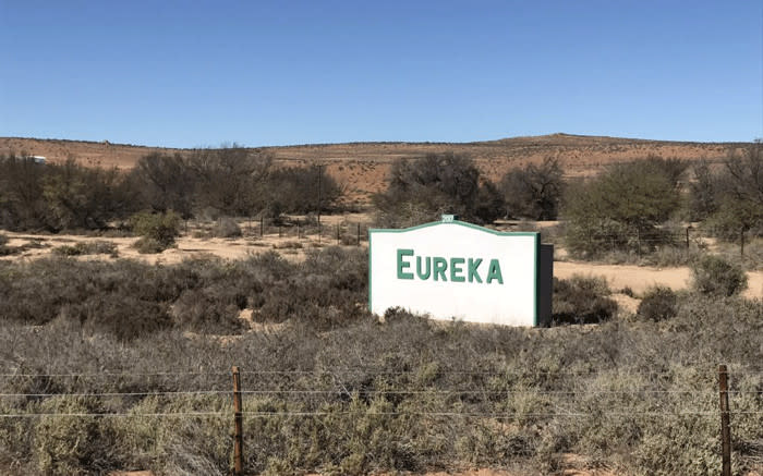 Eureka founder defends whites-only community project
