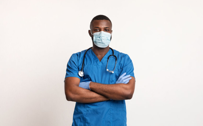 Black health practitioners demand interventions to end racial profiling