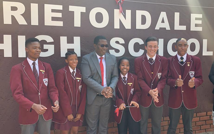 Lesufi hints at debates on what should happen to all apartheid symbols