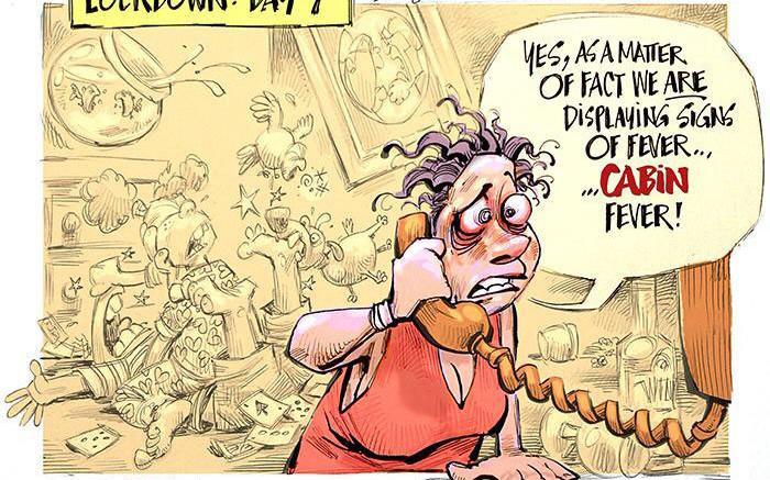 Cartoon Fever Pitch