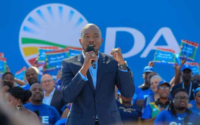 DA to elect new Fedex chair, assess 'dismal' election performance today