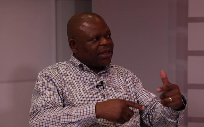 Politics Sphithiphithi: Frans Baleni on president-elect Cyril Ramaphosa