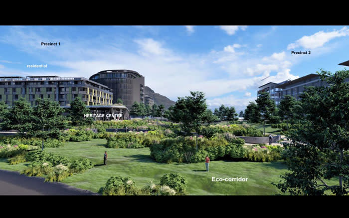 CoCT given final go-head for R4bn development at River Club