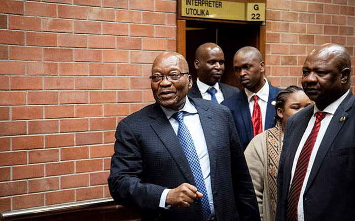 Zuma corruption case expected to resume in his absence