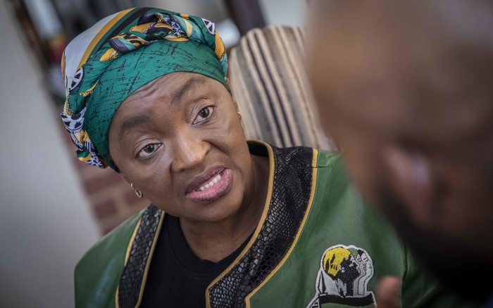 I'm a single parent, that pension will help my family - Dlamini on Parly exit