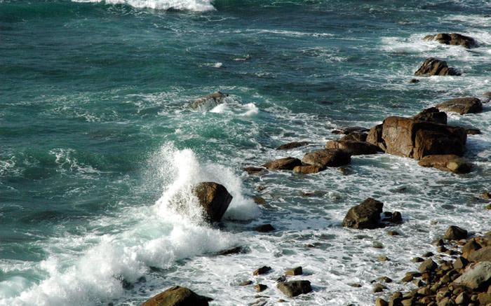 Body wrapped in plastic bag found at CT's Macassar Beach qufnkqz2tpiowwrwajus
