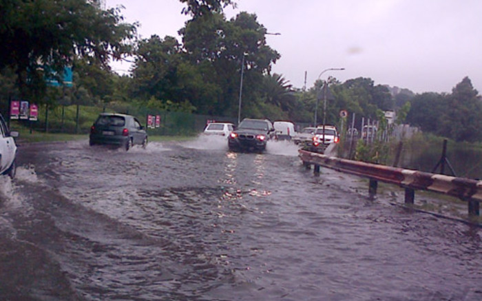 Gauteng residents warned to brace for heavy rain this weekend