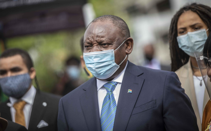 Ramaphosa admits there's no money to help families hit by COVID-19