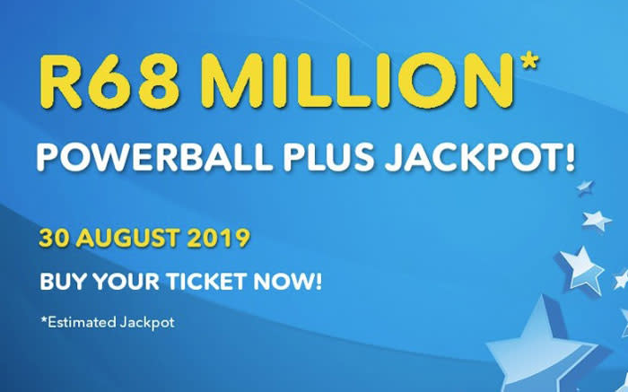 Powerball results: Friday 30 August 2019