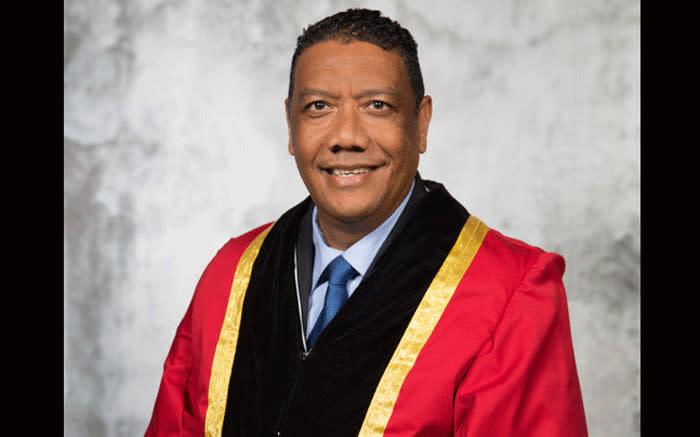 DA to suspend George Mayor Melvin Naik