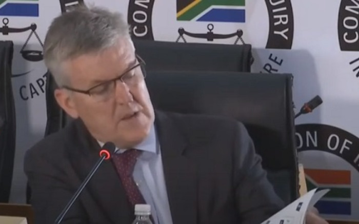 EOH has had to instil new culture following years of looting, CE tells Zondo