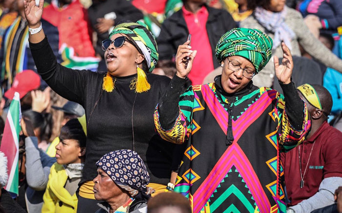 'We are heading in right direction': Many hopeful after Ramaphosa inauguration