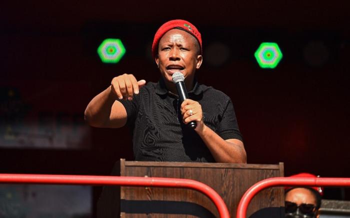 'ANC has never prosecuted a single apartheid murderer', says Malema