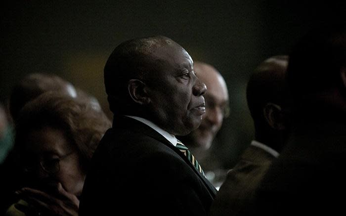 Ramaphosa: SA must give ANC another chance to govern over next 5 years