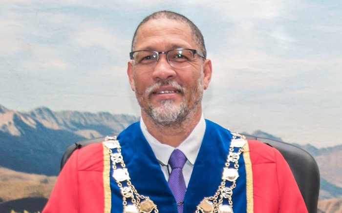 DA WC Mayor Colan Sylvester could possibly face the axe