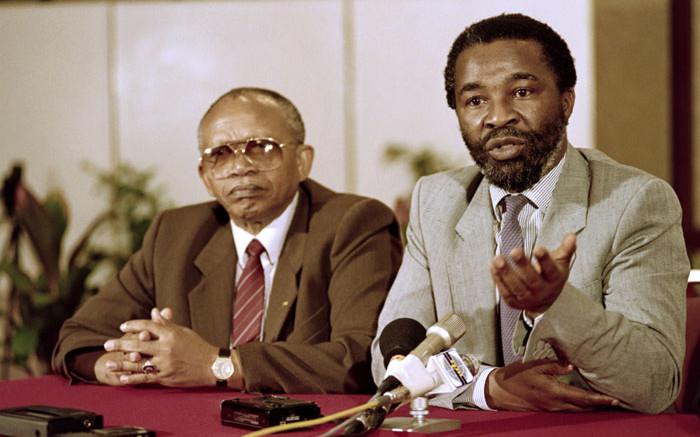 Former ANC treasurer-general Mendi Msimang dies