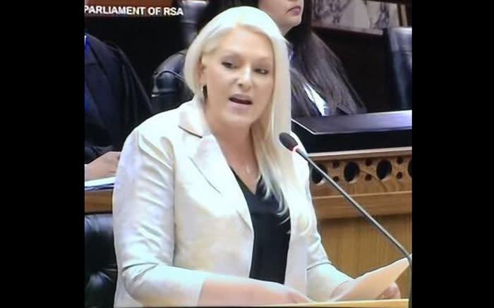 DA: Parliament's Eskom report must be urgently tabled