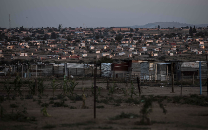 Juju Valley residents frustrated as ANC, EFF wrangle over services