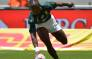South Africa's Seabelo Senatla scores during the 2017 Cape Town Sevens tournament . Picture: @Blitzboks/Twitter