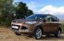 Ford Kuga outside Cape Town. Picture: Supplied