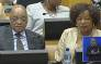 FILE: A screengrab of President Jacob Zuma and parliamentary speaker Baleka Mbete. Picture: YouTube