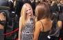 A screengrab of singer Avril Lavigne. Picture: CNN